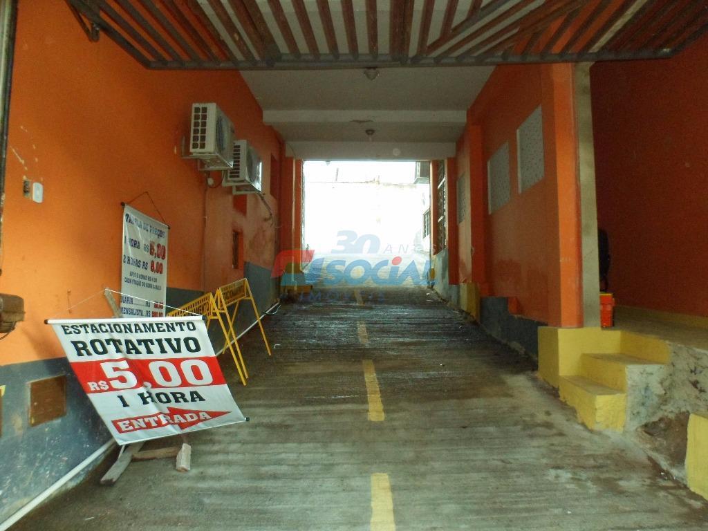 Terreno  comercial para locação, Estacionamento, Rua Barão do Rio Branco - Caiari, Porto Velho.
