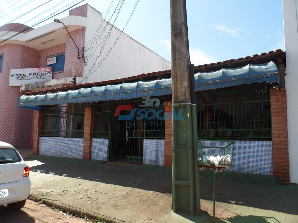 Ponto  comercial para locação, Av. Amazonas, n.º 3660 - Agenor de Carvalho, Porto Velho.