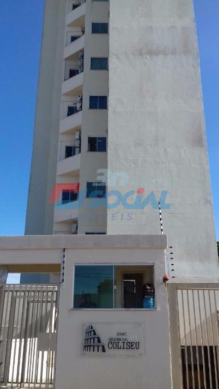 Apartamento  residencial à venda, Liberdade, Porto Velho.