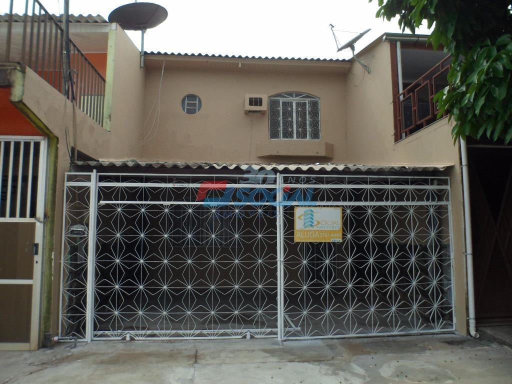 Casa, Av. Guanabara, 2314, para locação, São Cristóvão, Porto Velho.