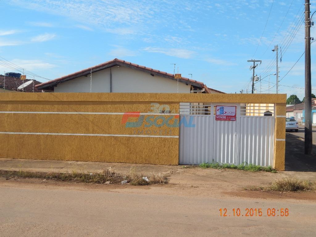 Casa residencial à venda, Eletronorte, Porto Velho.