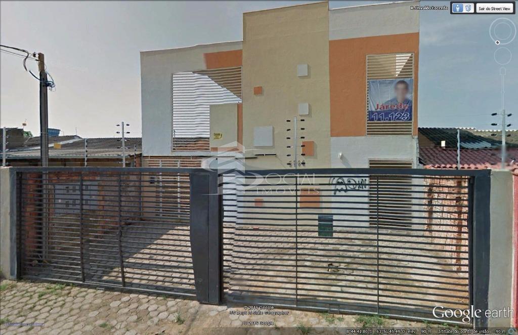 Apartamento  residencial para locação, Rua Osvaldo Lacerda, 5906- Aptº 06 - Igarapé, Porto Velho.