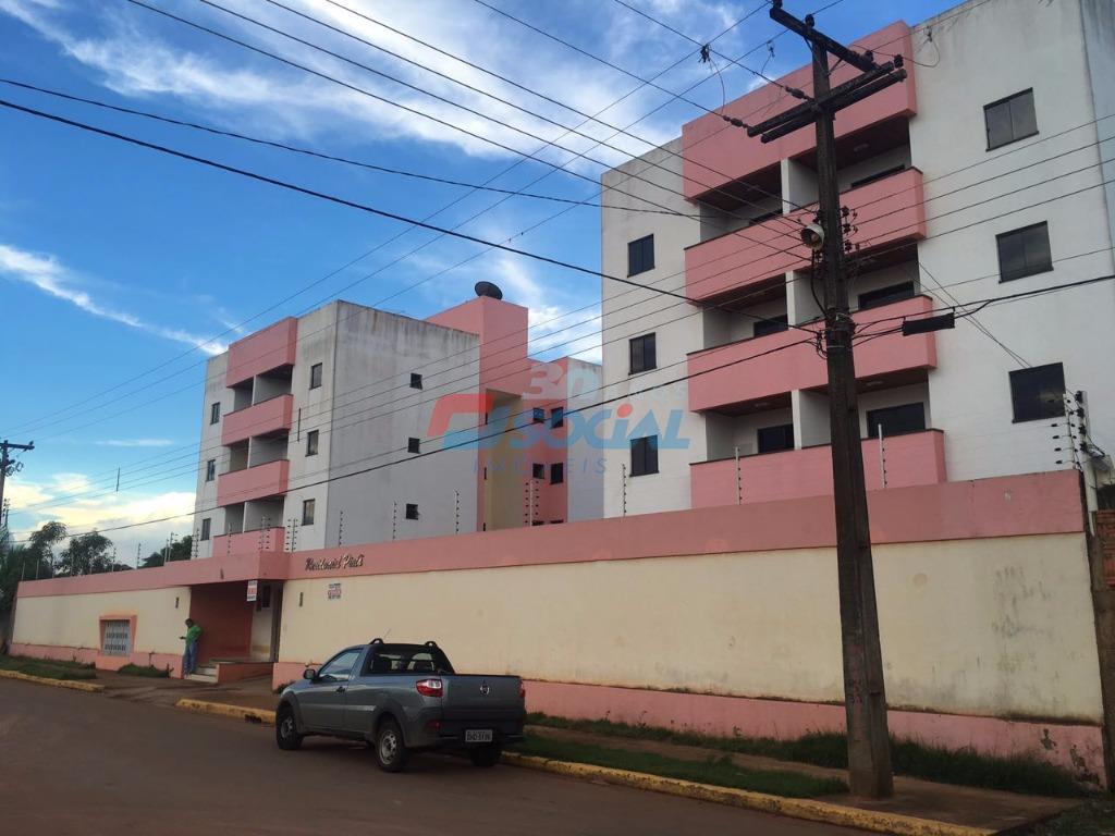 Apartamento -  Venda - Flodoaldo Pontes Pinto