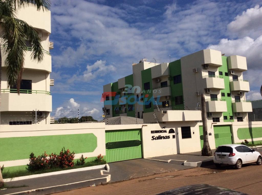 Apartamento residencial à venda, Floresta, Porto Velho.