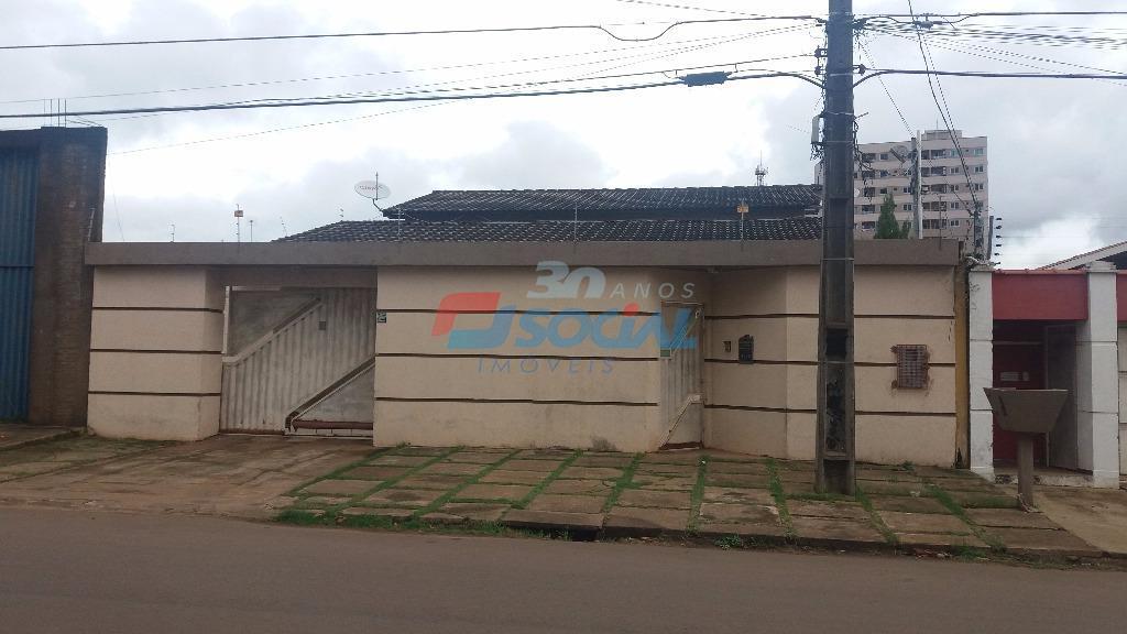 Casa residencial à venda, Nova Porto Velho, Porto Velho.