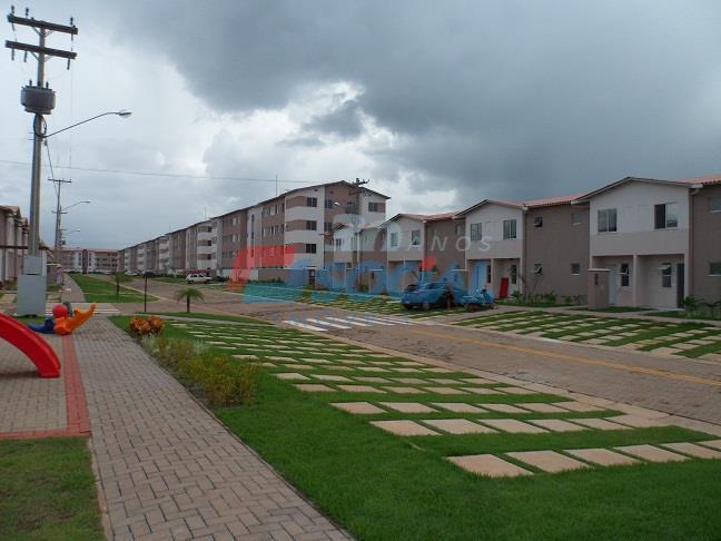 Apartamento  residencial para locação, Res. Total Ville I - Aptº 202 _ Bloco 11 - Aeroclube, Porto Velho.