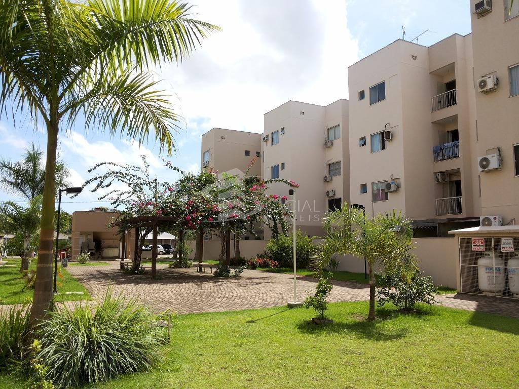 Apartamento  residencial para venda e locação, Cond. Res. Garden Club - Bloco 13 - Apt 407 - Nova Esperança, Porto Velho.