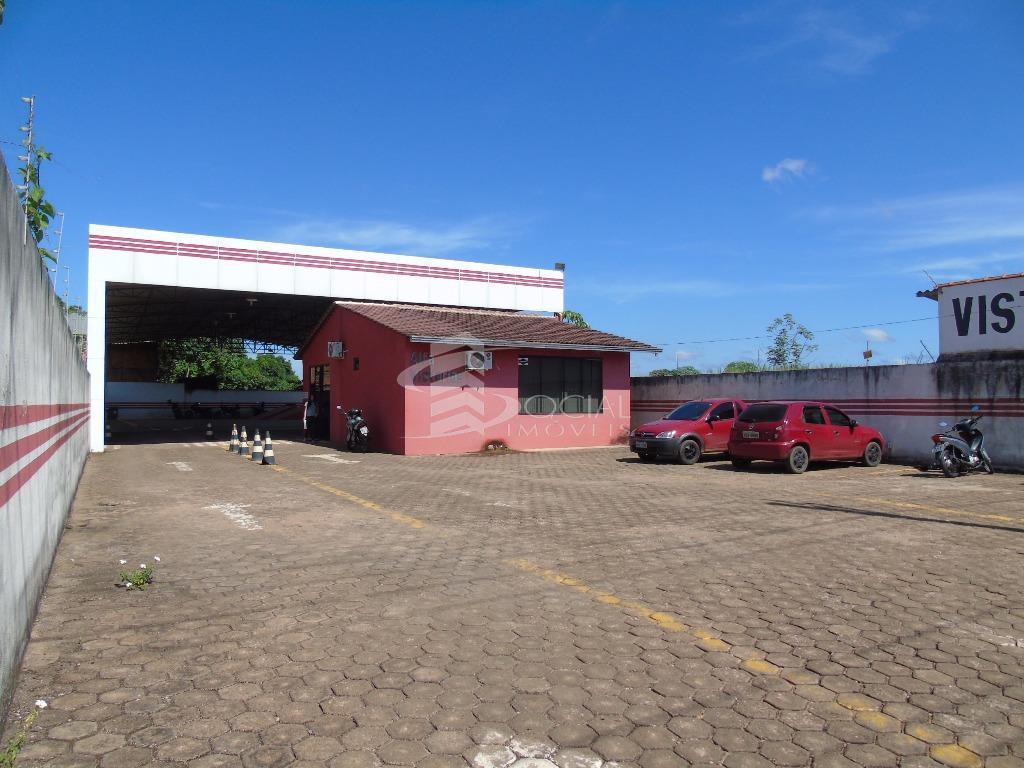 Barracão comercial para locação, Rua Santa Barbara 4061 - Industrial, Porto Velho.