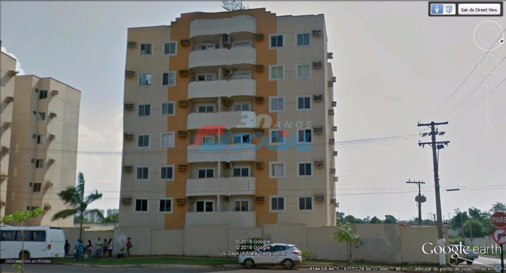 Apartamento  residencial à venda, Costa e Silva, Porto Velho.