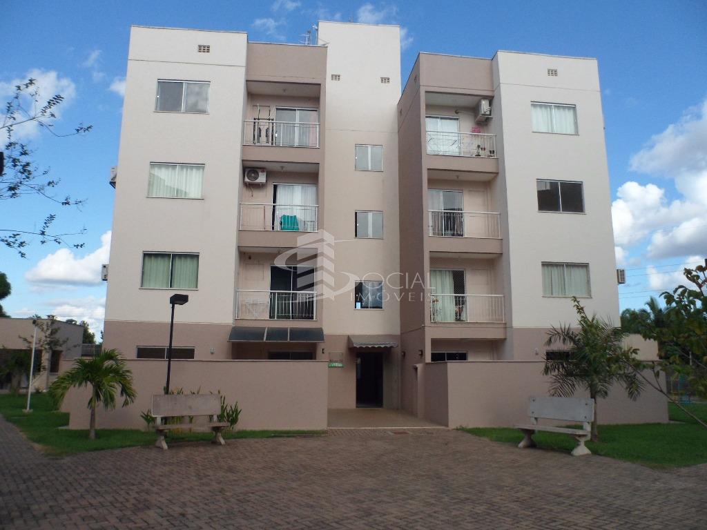 Apartamento  residencial para locação, Av. Rio Madeira, 5064, Garden Club - Aptº 302 - Bloco 22 - Nova Esperança, Porto Velho.