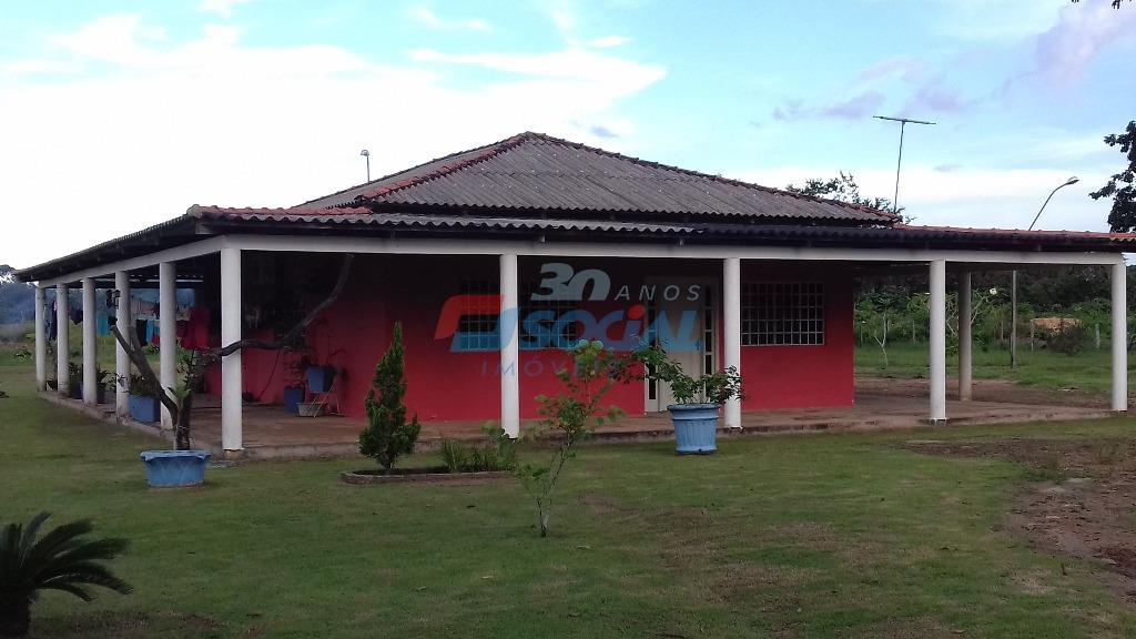 Chácara residencial à venda, Ulysses Guimarães, Porto Velho.
