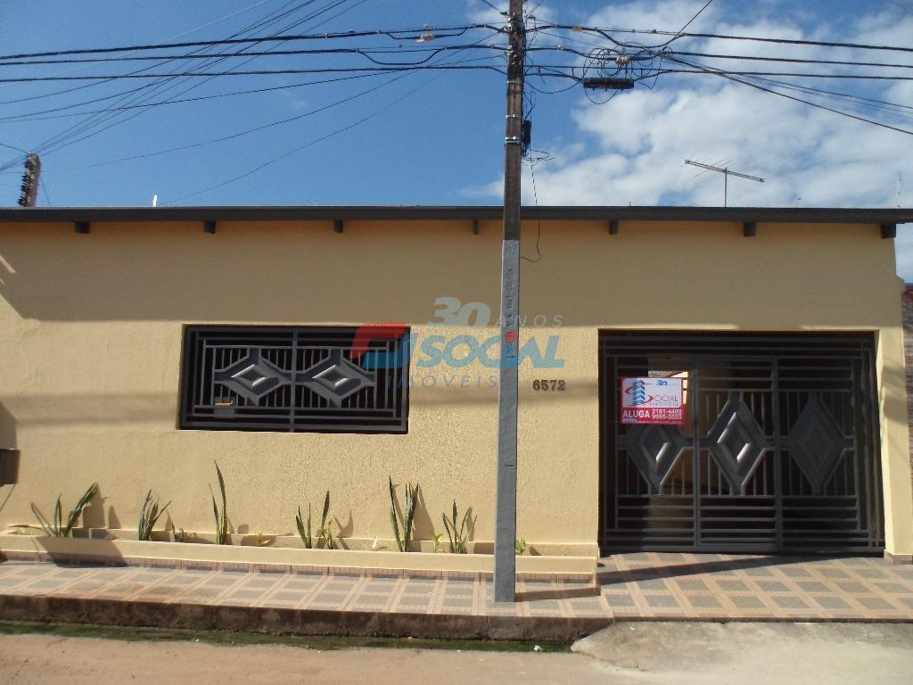 Casa  residencial para locação, Rua Veleiros, 6572 - Aponiã, Porto Velho.