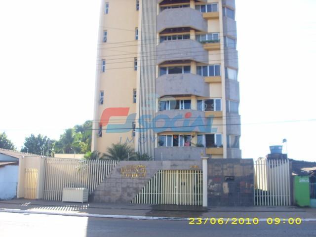 Apartamento  residencial para locação, Av. Farquar 3328 - Aptº 07 - Cond. Res. Floresta Tropical - Pedrinhas, Porto Velho.