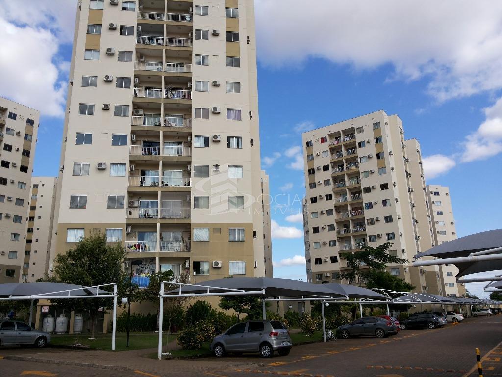 Apartamento  residencial para locação, Cond. Res. Águas dos Madeira - Bloco 03 - Aptº 1008 - Rio Madeira, Porto Velho.