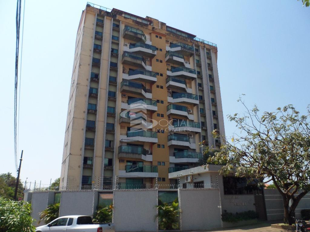 Apartamento  residencial para locação, Res. Varandas do Madeira, Aptº 501 - Olaria, Porto Velho.