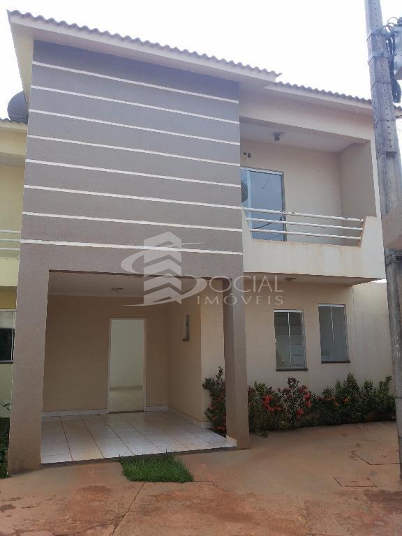 Casa  residencial para locação, Cond. Vila Bela, Casa 02 e 05 - Rua Piau, n.º 5937 - Lagoinha, Porto Velho.
