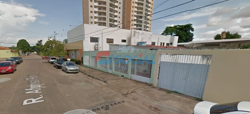 Terreno residencial à venda, São Cristóvão, Porto Velho.