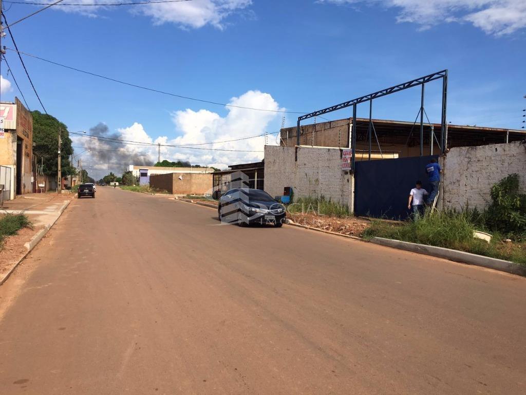 Galpão  comercial para locação, Eldorado, Rua Monteiro Lobato esquina com Av. Jatuarana - Porto Velho.