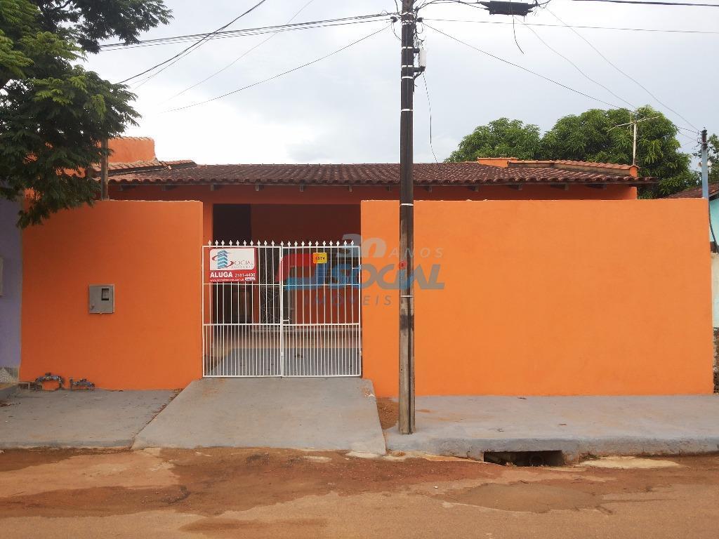 Selecione residencial para locação, Rua Alecrim, n.º 5974 - Cohab, Porto Velho.