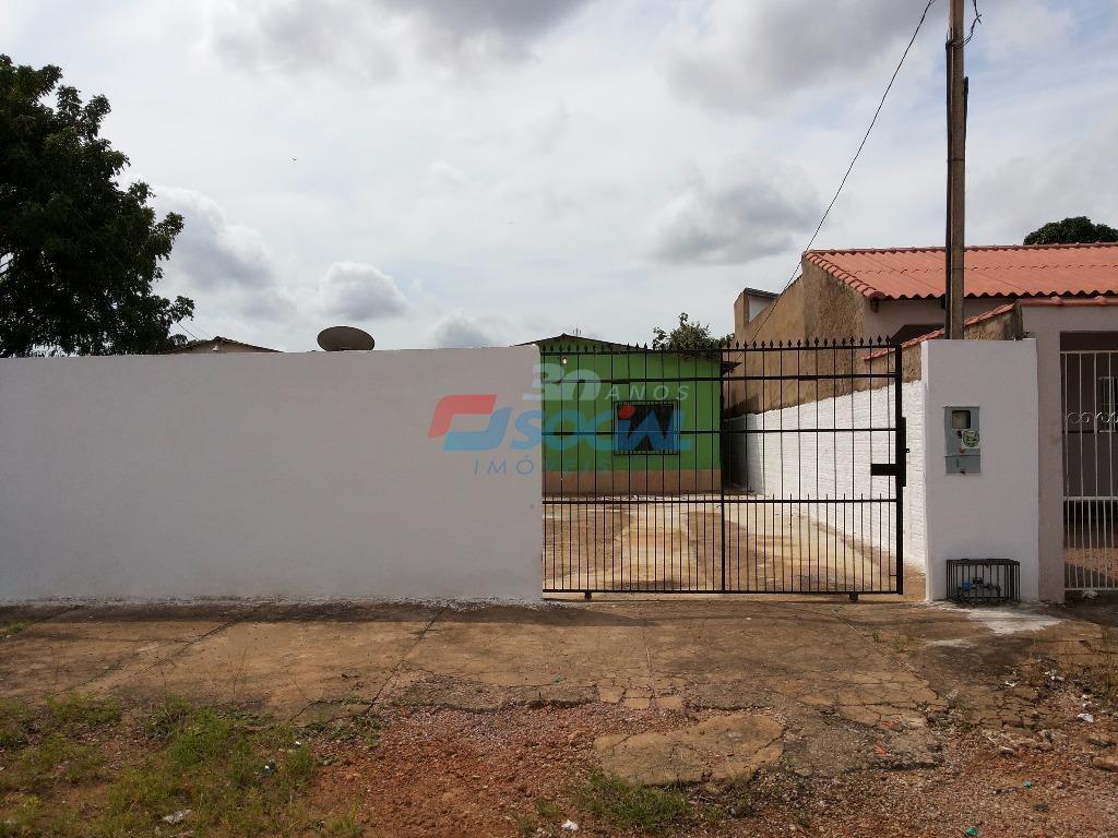 Casa  residencial para locação, Rua Teofilo Otoni, nº 2664 - Antiga Rua 14 - Lagoinha, Porto Velho.