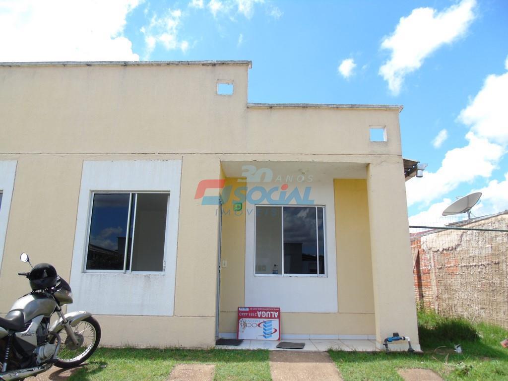 Casa  Residencial Bairro Novo, condomínio Alfazema, Casa 53 Q 1 R. A - para locação, Gleba, Porto Velho.
