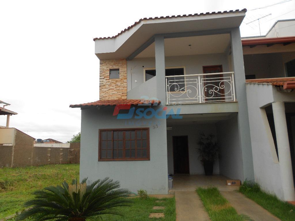 Sobrado residencial à venda, Tiradentes, Porto Velho.