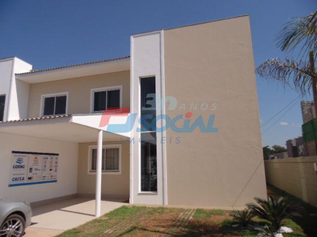 Sobrado residencial à venda, Triângulo, Porto Velho.