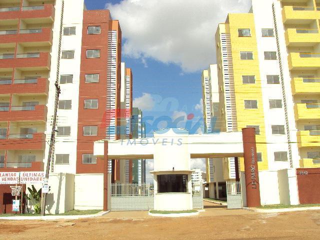 Apartamento residencial à venda, Industrial, Porto Velho.