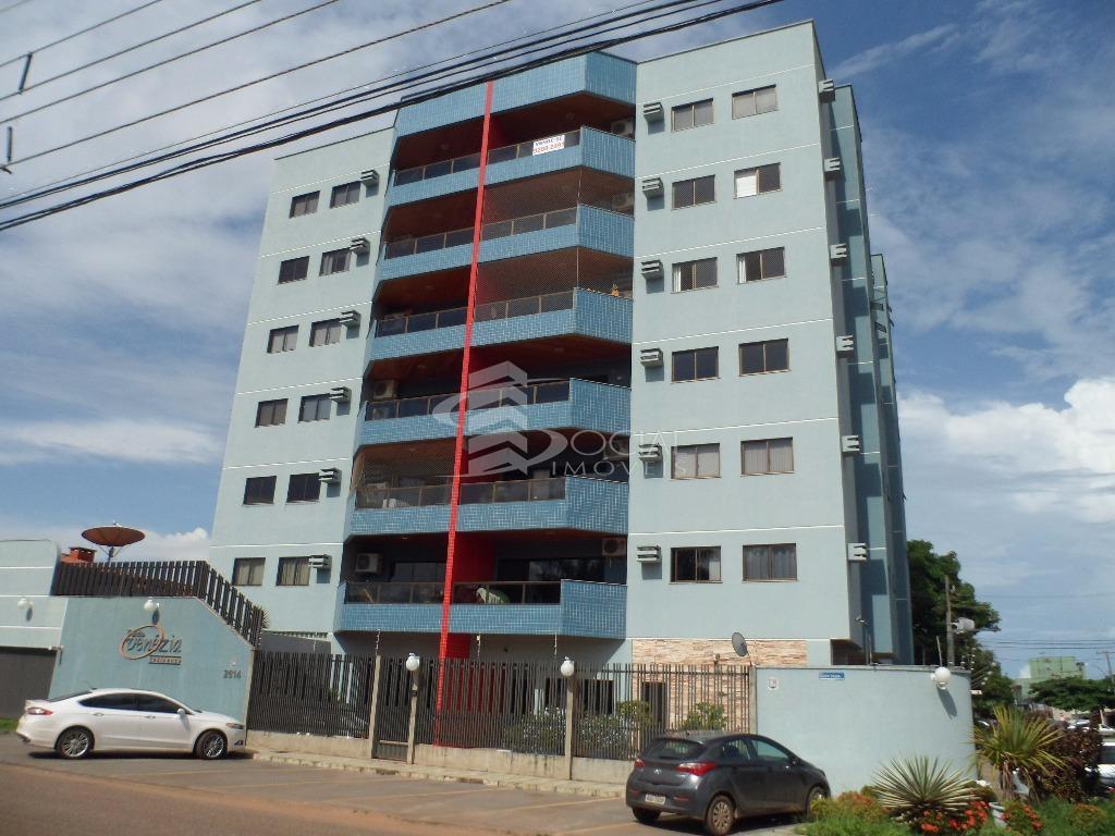 Apartamento  residencial para locação, Res. Porto Venézia - Aptº 302  - Rua Getúlio Vargas 2614 - Olaria, Porto Velho.