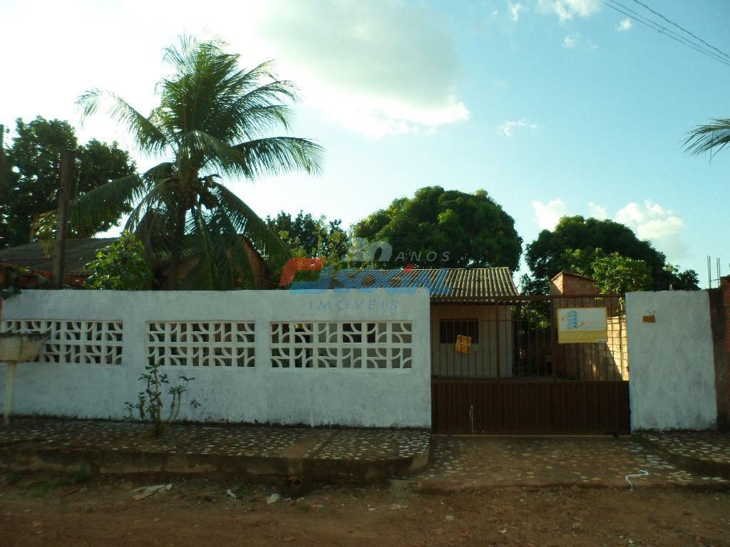 Casa  residencial para locação, Rua Paulo Fortes, n.º 7165 - Aponiã, Porto Velho.