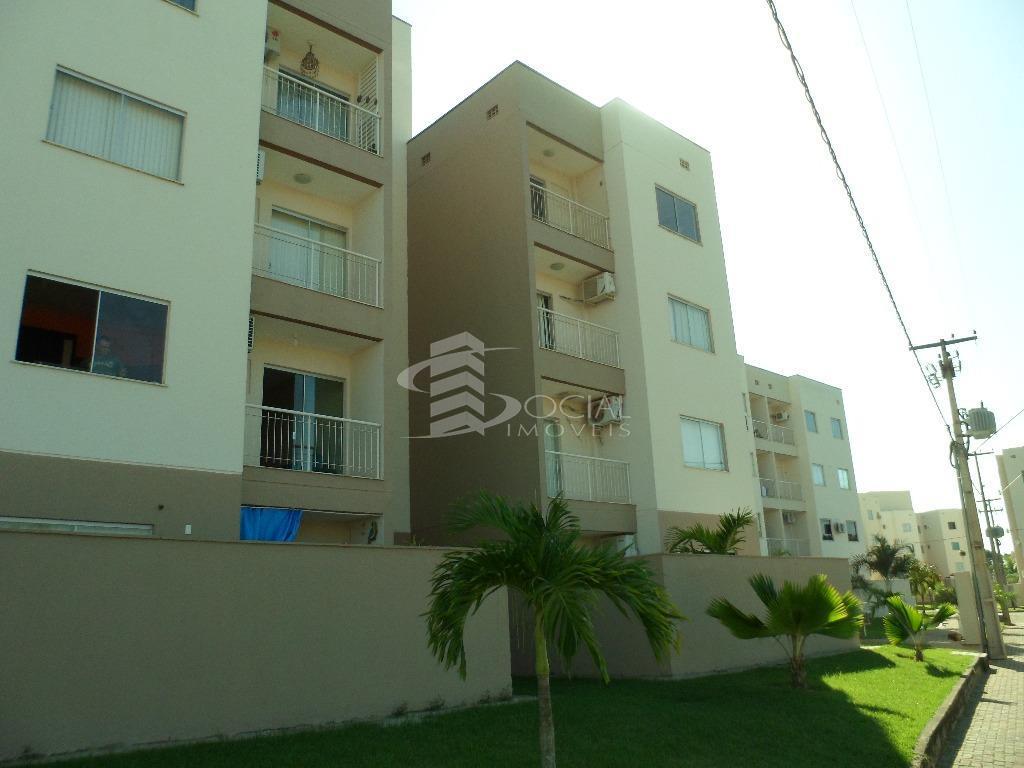 Apartamento  residencial para locação, Av. Rio Madeira, n.º 5064 - Aptº 203 - Bloco 14 - Nova Esperança, Porto Velho.