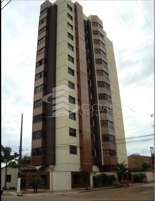 Apartamento  residencial Topázio, Ap 302 Bl A