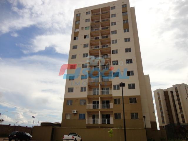 Apartamento  residencial para locação, Águas do Madeira, Ap 702 Bloco 01