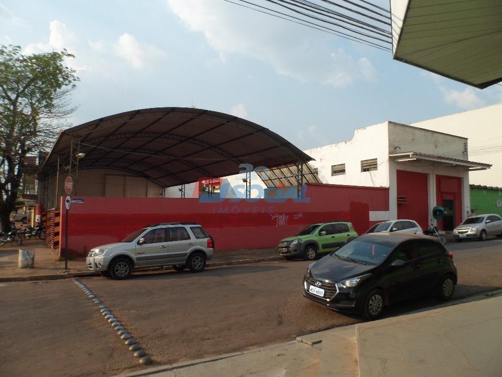 Ponto  comercial para locação, Rua Afonso Pena 313 - Centro, Porto Velho.