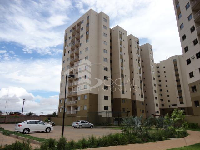 Apartamento residencial para locação, Cond. Brisas do Madeira, 4405 - Apt º 806 - Bloco 03 - Rio Madeira, Porto Velho