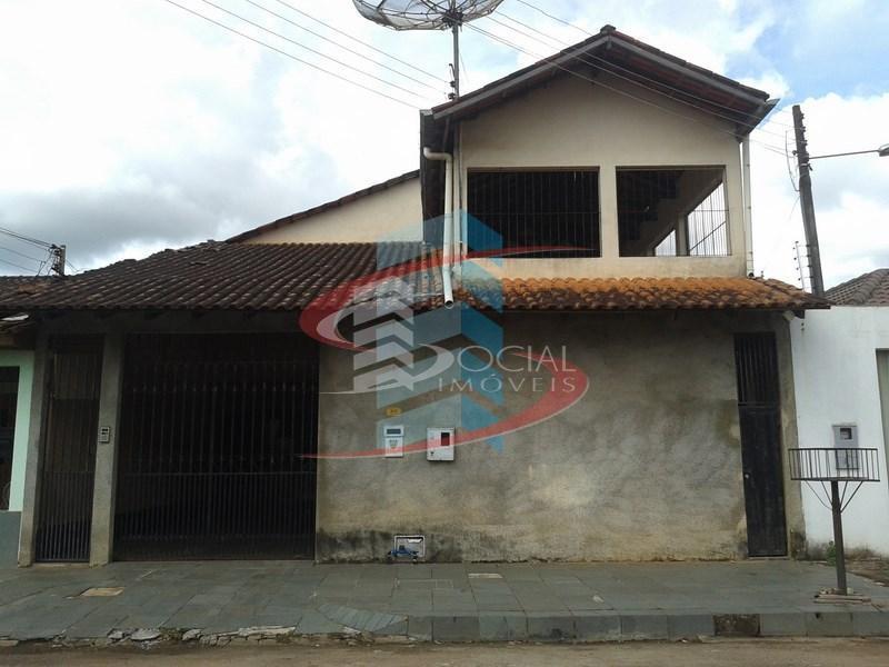 Casa  Rua Belém, 390 - para locação, Embratel, Porto Velho.