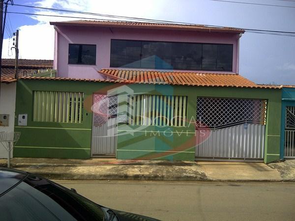 Casa residencial para locação, 4 de Janeiro, Porto Velho - CA0556.