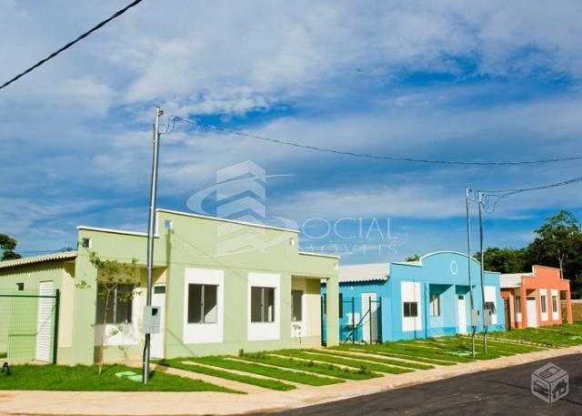 Casa  Bairro Novo, Condomínio  Alfazema - Rua A - Casa 54 - para locação, Aeroclube, Porto Velho.
