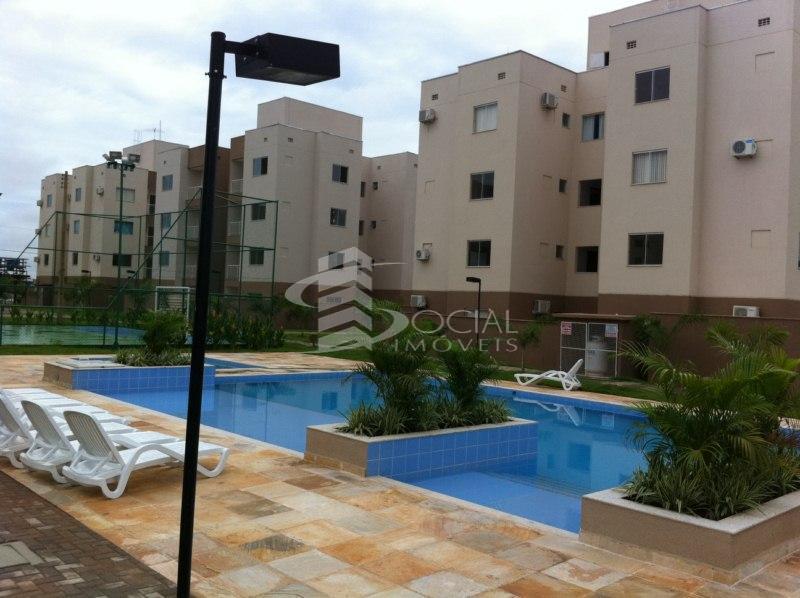 Garden Club 203 - Bloco 10, Apartamento residencial para locação, Nova Esperança, Porto Velho.