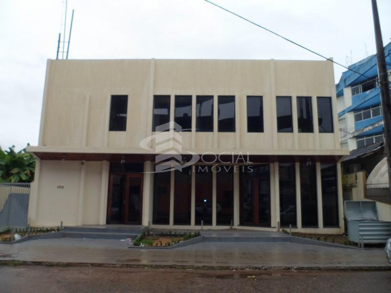 Prédio comercial, Av. Lauro Sodré 1313, para venda e locação, Olaria, Porto Velho - PR0005.