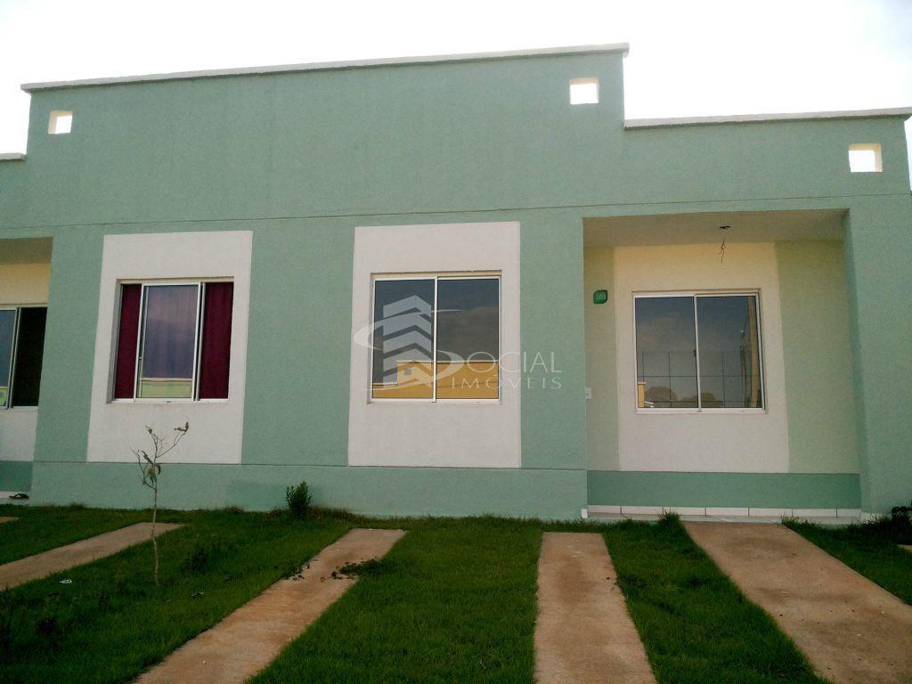 Bairro Novo - Margarida, Casa 103 - Locação, Aeroclube, Porto Velho.
