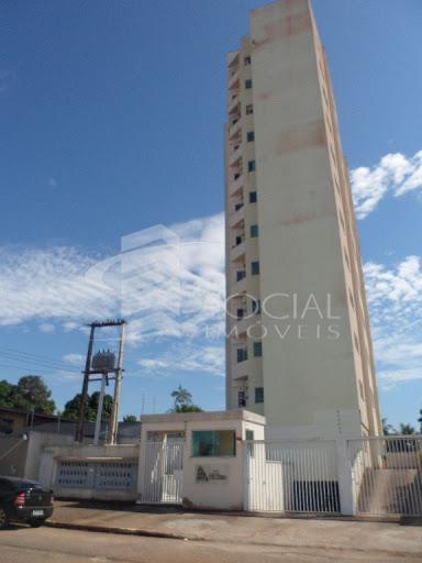 Apartamento  residencial para locação, Cond. Coliseu - Aptº 1002 - Rua Pio XII - 2585 - Liberdade, Porto Velho.