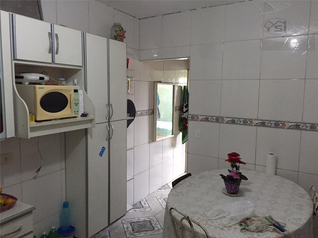 Casa residencial à venda, Jardim Marcelino, Caieiras - CA0136.