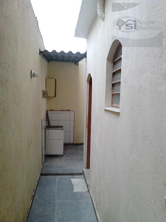 Casa  residencial para locação, Jardim Marcelino, Caieiras.