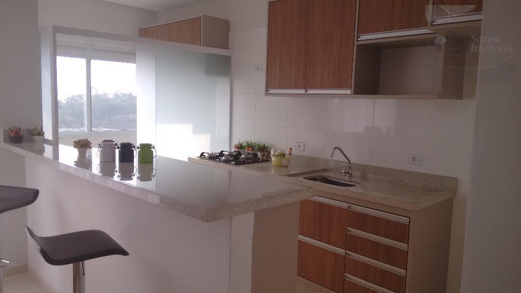 Apartamento  residencial à venda, Laranjeiras, Caieiras.