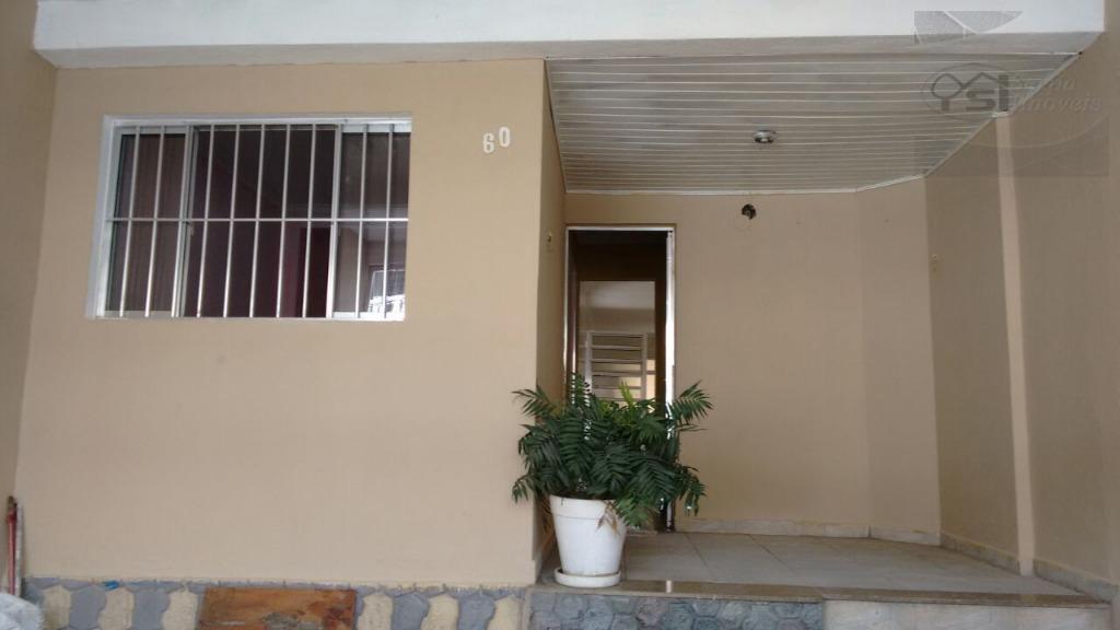 Casa  residencial à venda, Nova Era, Caieiras.