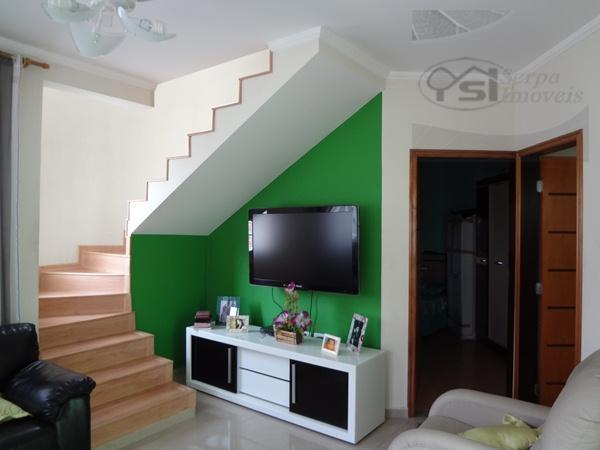 Sobrado  residencial à venda, Região Central, Caieiras.