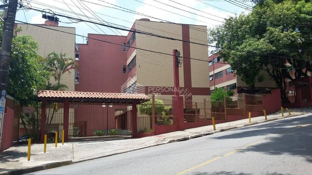 Apartamento residencial à venda, Suíço, São Bernardo do Campo.