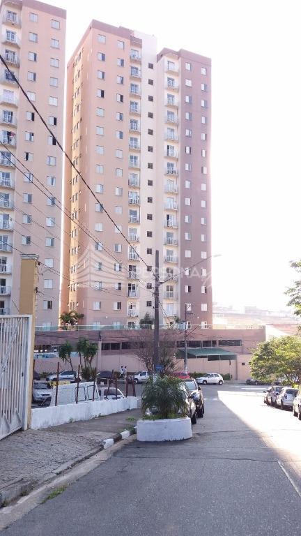 Apartamento residencial à venda, Nova Petrópolis, São Bernardo do Campo.