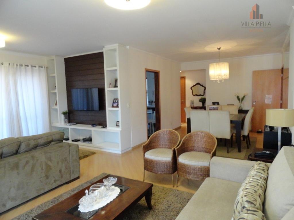 Apartamento residencial à venda, Vila Gilda, Santo André - AP0349.